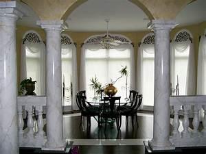 Decorative Columns Unique Hardscape Design : 6