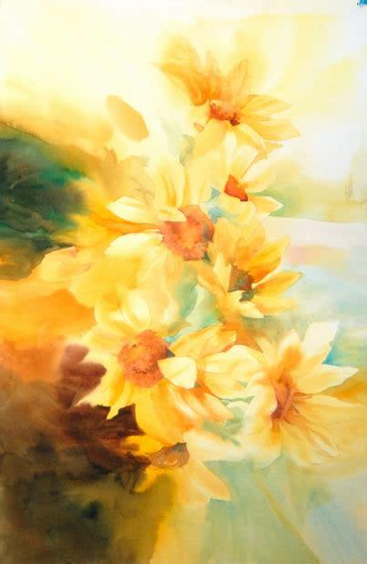 famous watercolor flower paintings weneedfun
