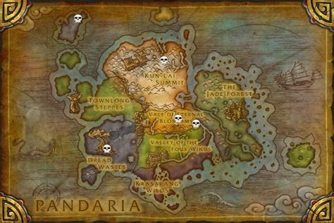 like dungeon siege 2 of warcraft pandaria raids on a map quiz by moai