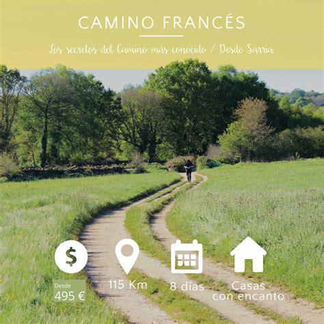 el camino frances camino franc 233 s viaje al camino de santiago frances