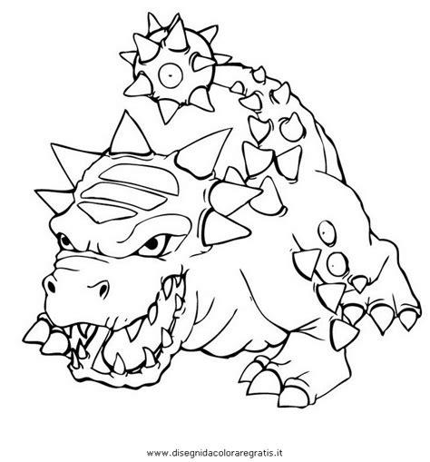 brawl tutti i personaggi disegni disegno skylanders bash personaggio cartone animato da