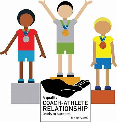 Coach Clipart Athlete Athletic Director Makes Sport