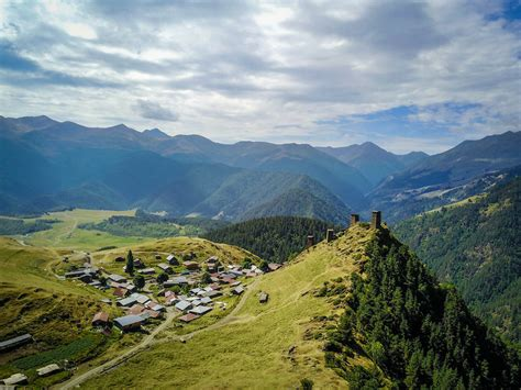 Hitchhiking to Tusheti, Georgia's most beautiful and ...