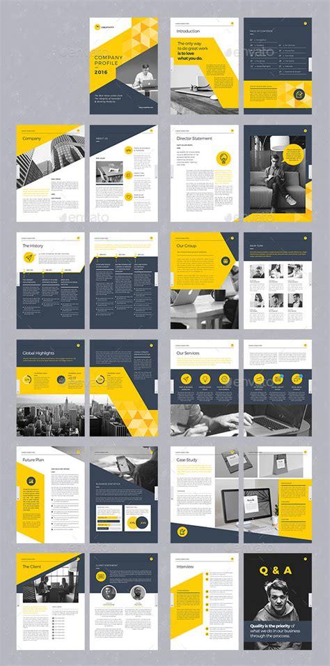 Brochure Design Ideas Templates 20 Modern Style Brochure Catalogue Template Design