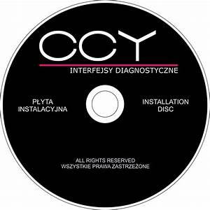 Obd2 Interfaces  Zestaw   Interfejs Obd2 Bmw Inpa 2kl Usb