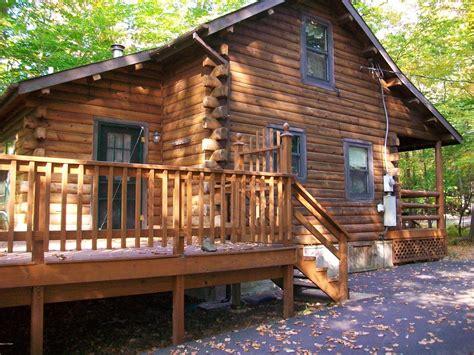 log cabins for in pa 1100 hawk drive wallenpaupack lake estates log cabin