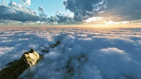cloud patterns  shifting skyward  poleward adding