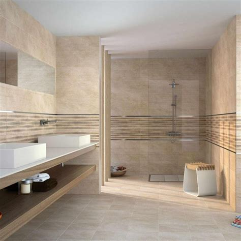 Beige Bathroom Designs by 1000 Ideas About Beige Tile Bathroom On