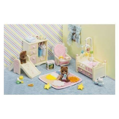 calico critters bedroom preschool toys amp pretend play ebay 876 | $ 3