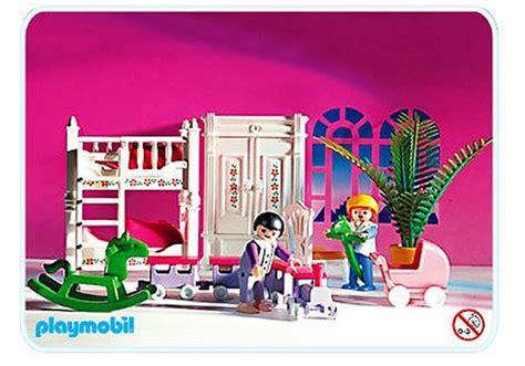 chambre parent playmobil kinderzimmer mit stockbetten 5312 a playmobil