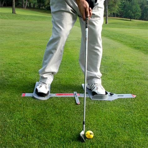 Power Stance Golf Swing Trainer, Right Handed Build