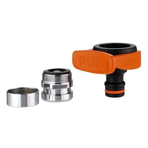 adaptateur tuyau d arrosage sur robinet de cuisine claber raccord nez de robinet pour tuyau d 39 arrosage 20