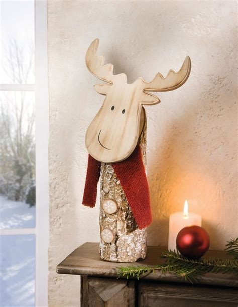 Die Besten 17 Ideen Zu Weihnachtsdeko Aus Holz Auf