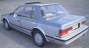 Bobbycuddles 1986 Nissan Maxima Specs  Photos