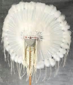 Native American Indian Wedding Headdress