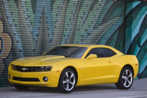 2010 Camaro Mpg by 2010 Chevrolet Camaro Has Arrived 0 60 In 4 7 Ss And 29