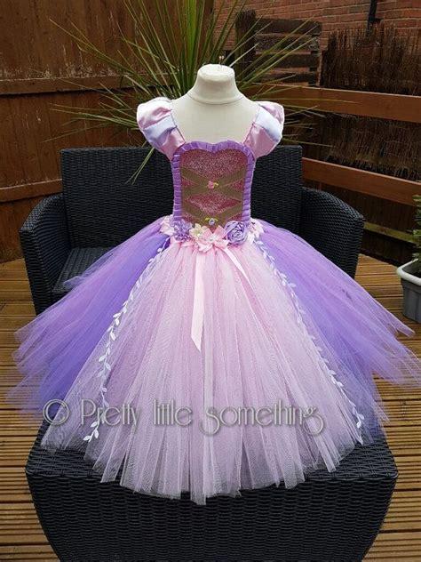 tangled rapunzel inspired princess tutu dress vestidos