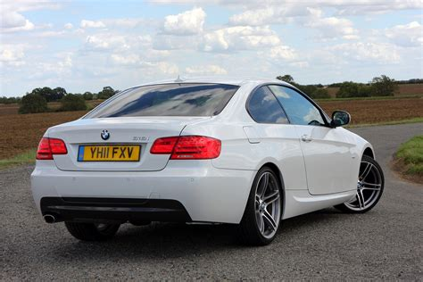 2001 Bmw 3 Series Coupe by Used Bmw 3 Series Coupe 2006 2013 Review Parkers