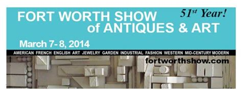 Yippee! The Fort Worth Show Of Antiques & Art And A Biggie Sale At Junkervals! Click! Junkerval