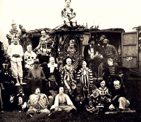 traveling circus people pinterest