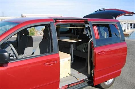 Maybe you would like to learn more about one of these? Dodge Grand Caravan Minivan Camper