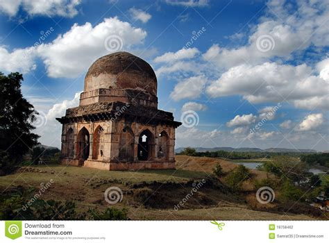 Ancient Architecture Of India Stock Photography