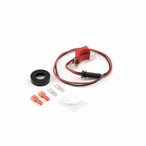Points Distributor To Electronic Ignition Small Diameter
