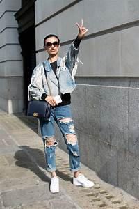8, Diy, Ways, To, Upgrade, Your, Denim, Jacket, For, Fall