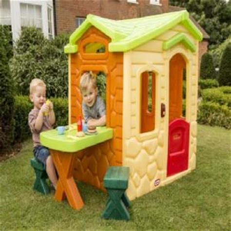 tikes picnic on the patio playhouse buy tikes picnic on the patio playhouse