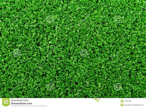 Artificial Grass Turf Background Stock Image