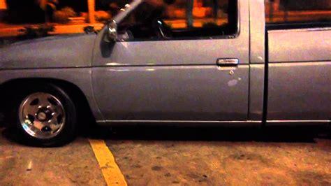 guam nissan  hardbody  motor race truck youtube