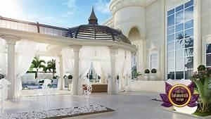 Luxury, Villa, Exterior