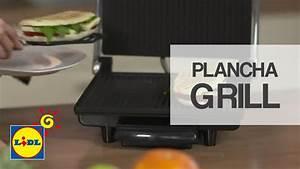 Rauchfreier Grill Lidl : plancha grill lidl espa a youtube ~ Jslefanu.com Haus und Dekorationen