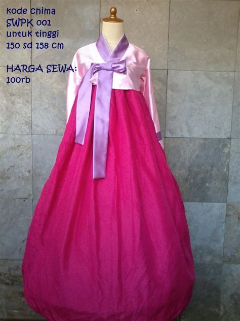 Hanbok Anak Import Korea Murah baju tradisional korea