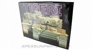 Tiger I 50th Anniversary Commemorative Edition  Hardcover