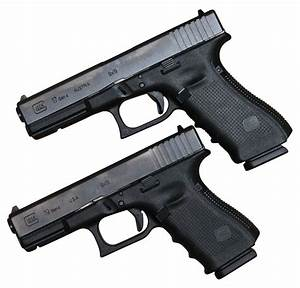 Glock 17 vs. Glock 19 ReviewEduMuch