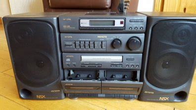 Aiwa Cassette Player by Aiwa Stereo Radio Cd And Cassette Player For Sale In Lucan