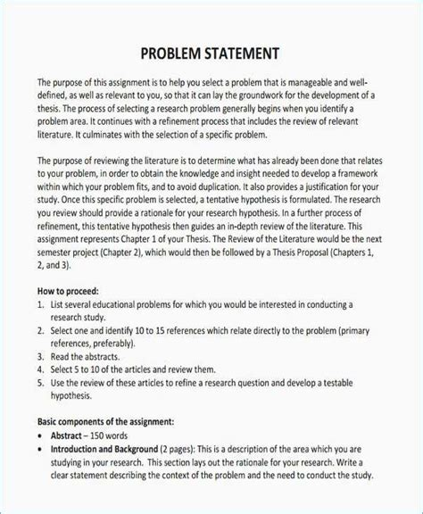 Research Proposal Statement Compare Contrast Thesis Statement