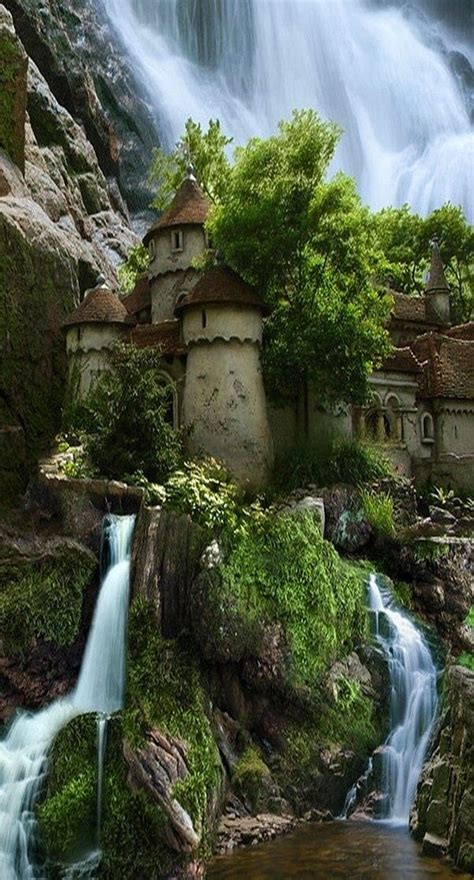 poland waterfall castle places travel castles waterfalls peak place visit falls awesome telluride wilson colorado tour holiday
