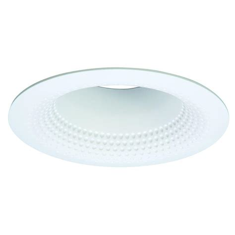 halo light trim rings halo e26 series 5 in white recessed ceiling light perftex
