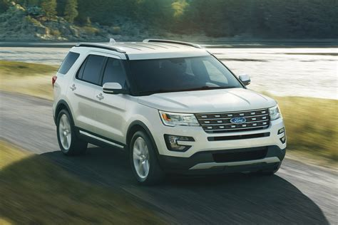 cars ford explorer ford details 2016 explorer s platinum series arrives in
