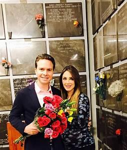 Anahí y Manuel Velasco reciben a su primogénito y ...