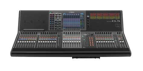 mixer console yamaha cl5 72 channel digital mixing console cps