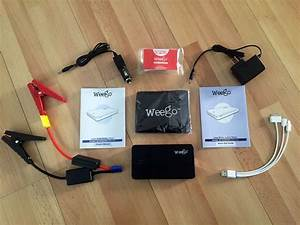 Mo Tested  Weego Js6 Lithium Jump Starter   Video