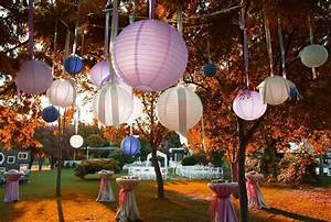 Beautiful Garden Decorating Ideas for Hippy Party with