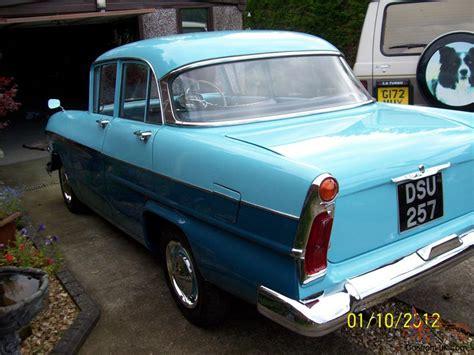 Vauxhall Victor F Type Deluxe 1959