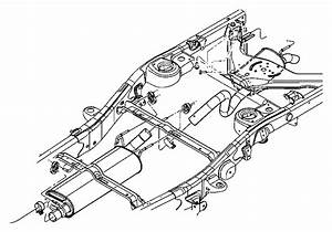Dodge Durango Muffler  Exhaust  Engine  System  Mpi