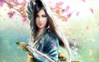 makeup artist school online free samurai girl warrior wallpaper hd desktop