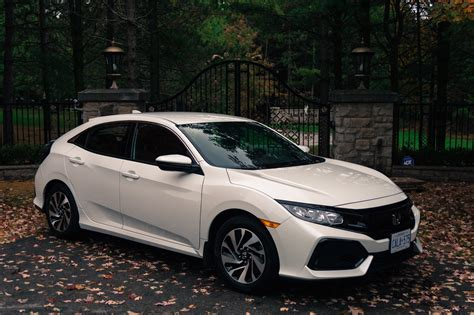 Honda Civic Hatchback Picture by Review 2017 Honda Civic Hatchback Canadian Auto Review