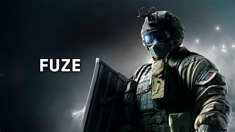 Tom Clancy S Rainbow Six Siege Wallpaper фсб Quot Fuze Quot Bio R6 Siege Youtube